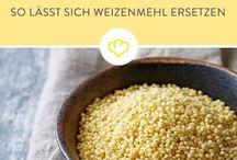 GLUTENFREE BAKING / Glutenfrei backen