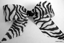 Cheer bows / by Trina White