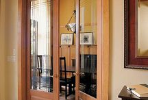 French Doors / Interior French doors from Simpson Door Company / by Simpson Door Company