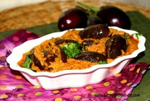 Recipes: Side Dishes- Eggplant / by Alli Johnson