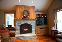 Mapleridge Showcase Fireplaces / See some of the fireplaces we've crafted in some very elegant home designs