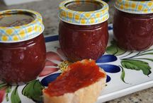 Jellies * Jams * Butters / Ideas for making jellies & jams.