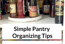 Organizing Ideas and Tips {Organized Island} / Organizing tips, storage solutions, organizing ideas, time management and planning tips from www.organizedisland.com