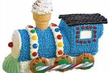 Krémové dorty