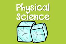 Physical Science / Materials to teach physical science