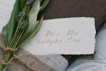 limelight | wedding details