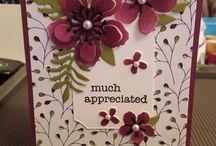 Botanical Blooms Cards
