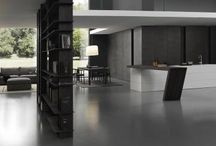 kitchen black