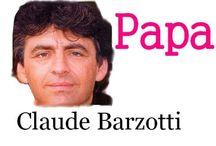 Claude barzotti , / Chanteur italien,chante en français,