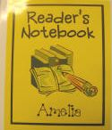 Reader's Notebook / by Lisa Hermant