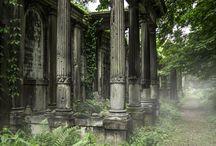 Abandoned / Verlaten gebouwen