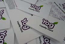 Cards / Printed material such as cards and loyalty cards - what are you looking for / by Surrey Banners and Signs