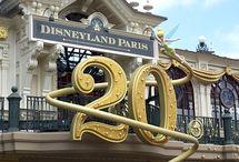 Disney World/Land/Paris/Cruise / by Michelle Dean Nelson