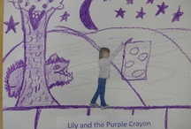 FIAR: Harold and the Purple Crayon / Ideas and resources to help with the study of the book Harold and the Purple Crayon from the Five in a Row {FIAR} curriculum