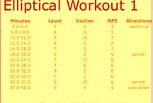 Gettin' Active - Elliptical Workouts