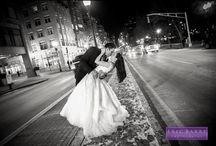 Four Seasons Hotel Boston / Wedding photos from the Four Seasons Hotel in Boston, MA.  Photographed by Eric Barry Photography.
