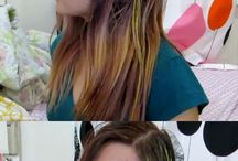 Colorful Hair Tutorials with Hair Jelly