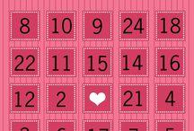 Printables: love
