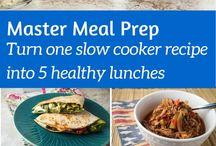Modifying Life: Meal Prep / Meal Prep, Meal Planning, Healthy Meal Prep, Smoothie Prep, Meal Planning Tools