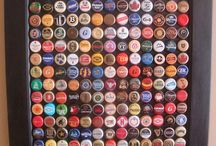 Recycle bottle caps