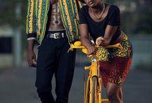 Iyanya tribal / African sport luxe