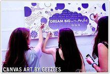 Bar Mitzvah - Bat Mitzvah Signature boards