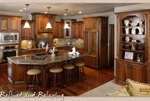 Refined and Relaxing - Showplace Cabinets / Waterford and Hamilton Door Styles