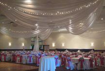 Envision Event Center / Event Decor at Envision Event Center! We Love our Venues!