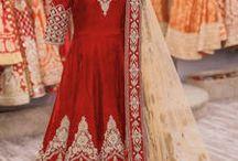 Heavy Designer Embroidered Ethnic Wear