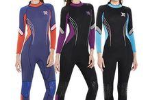 Women's Diving Wetsuit