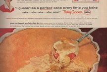 A look at Old Recipes from old Magazines / Old recipe Ads