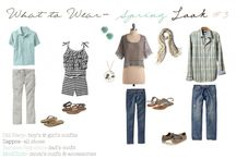 What To Wear  / Tips on choosing and planning your portrait session wardrobe. Baltimore Area Photographer www.devoecreative.com