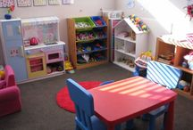 Kiddie Spaces / Inspiration for decorating your kids' bedroom, playroom, classroom, and more!