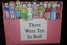 preschool-pj day / by Lisa Braun