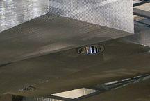 mesh ceiling
