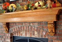 Seasonal Decor / Decorations for each season and the holidays