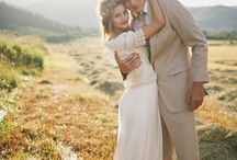 Spring weddingpotraits