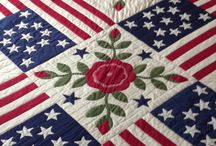 Patriotic quilts / by Debby Grice