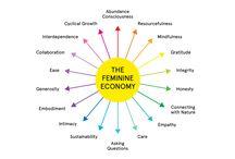Conscious feminine leadership