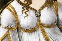 костюм 15 век