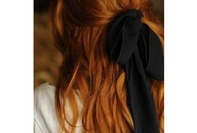 Hairstyle Inspiration / by Randa Bloomer
