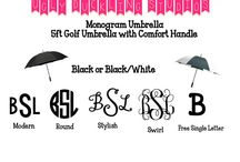 We love Monograms!