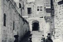 Postales Antiguas Palestina jerusalem