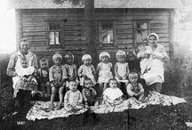Никулясы Miikkulainen / о деревне Никулясы на территории нынешней Ленинградской области