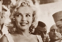 Marilyn / Norma Jean Baker  / by Julie O'Connor