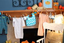 Baby shower/sprinkle / by Erin Grover