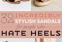 Shoes.../Sandals...!!