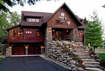 houses i want / by Amanda Barber