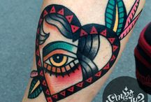 Knefel Tattoo / Chyba Ty Tattoo, Katowie, Poland @knefeltattoo