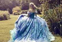 Cinderella / pretty, girly, beautiful